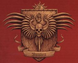 Emblema heráldico de la Casa Vornherr