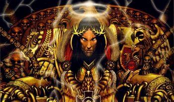 Emperador Trono Dorado Warhammer Mankind 40k Wikihammer