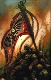 Guardia imperial Parthenope Cruzada Mundos Sabat Wikihammer