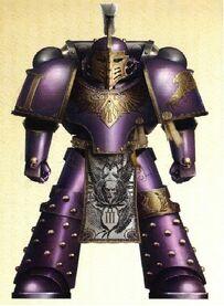 Prefecto Flavius Alkenex Hijos del Emperador Triunfo de Ullanor