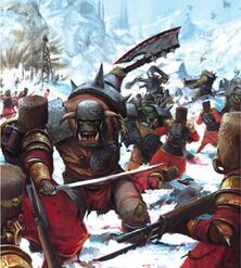 Vostroyanos vs Orkos