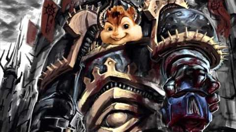 Araghast the chipmunk