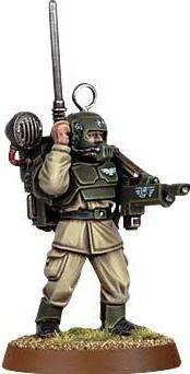 Miniatura guardia imperial voco proyector
