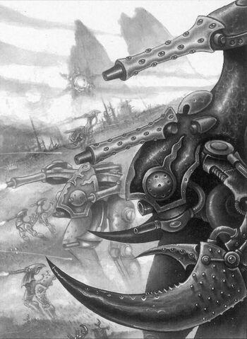Batalla Subyugador Slaanesh