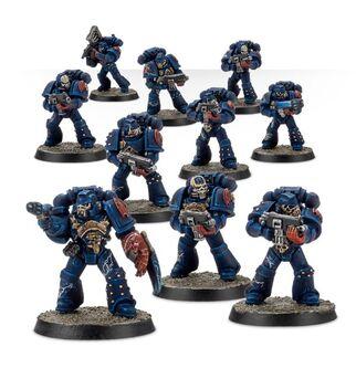 Escuadra Táctica Veterana Mk. IV Maximus Legión Amos de la Noche