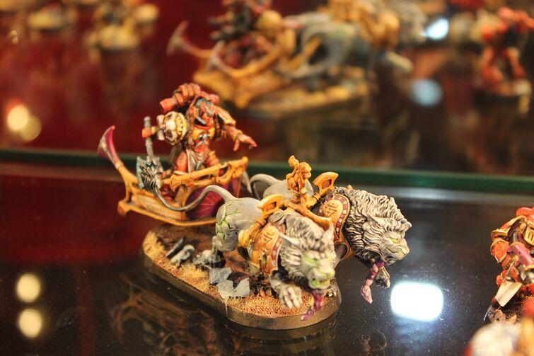 Warhammer World Nottingham Wikihammer Mil Hijos Herejía
