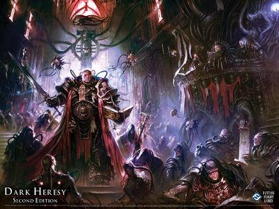 Dark Heresy Inquisición warhammer 40k wikihammer