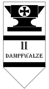 División II - Dampwalze
