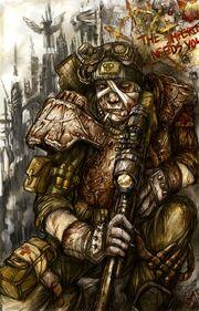 Caos soldado renegado