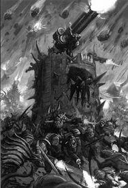 Orkos guerra octarius BN