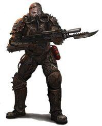 Soldado de khorne