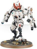 Comandante XV85 Guardián T'au 7ª Edición miniatura