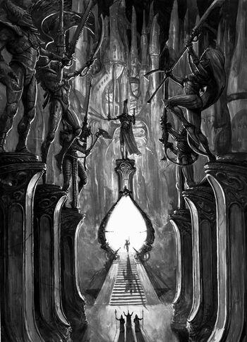 Eldar portal telaraña