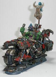 Orko motorizta miniatura