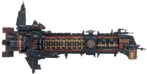 Arca Mechanicus Perfil