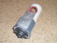 Titan Reaver 9 Destructor Laser 9 Detallado tubo corrugado
