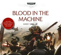 Audio blood in the machine