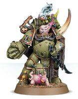 Campeón de la Plaga Guardia de la Muerte Caos 8ª Edición miniatura