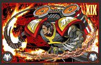 Corvus Corax por Kurt Metz
