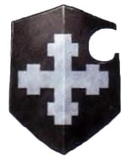 Emblema Caballeros de Hierro