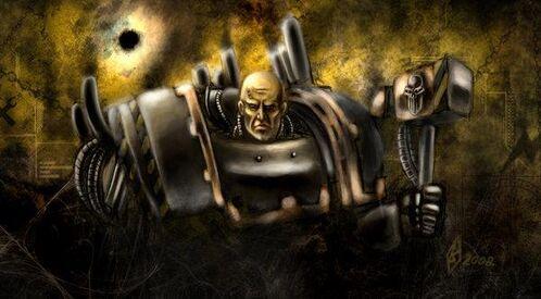 Caos guerreros de hierro (2)