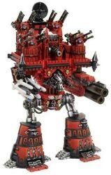 Miniatura titan imperator 04