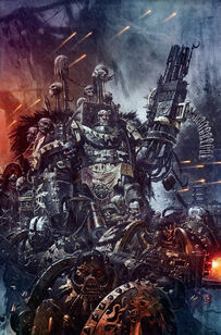 Señor del Caos Wikihammer 40K