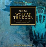 Audio wolf at the door