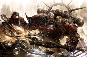 Huron Blackheart Señor del Caos