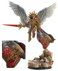 Sanguinius Blood Angels Golden Demon 2008 40k wikihammer