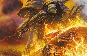 Iron Corpses Duelo de Titanes Herejía
