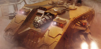 Land Raider Aquiles 3