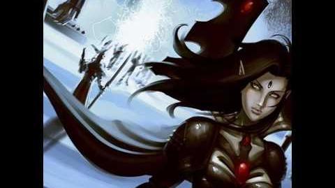 Warhammer 40k Eldar tribute - Within Temptation - Forsaken-0