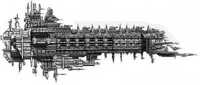 Acorazado Clase Emperador Flota Imperial Wikihammer