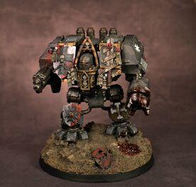 Dreadnought Tankred templarios