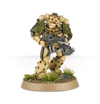 Marine Táctico Mk. 5 Herejía Guardia de la Muerte
