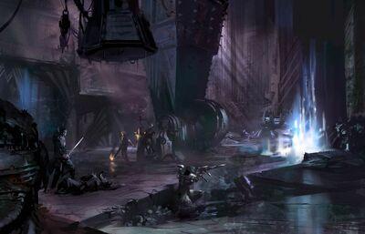 Blackstone Fortress Warhammer 40k 4