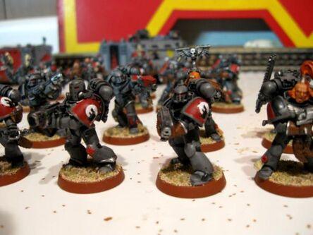 Cazadores Grises Lobos Espaciales Maximus Herejía