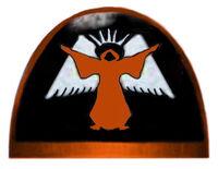 Emblema Angeles Resplandecientes