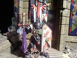 Señor del capítulo ángel oscuro wikihammer 2