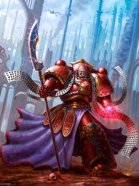 Ahriman Mil Hijos Pre Herejía Prospero Warhammer 40k Wikihammer