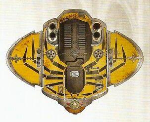 Desarraigado Auric Arachnus Arriba