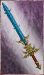 Drach'nyen Espada Demonio