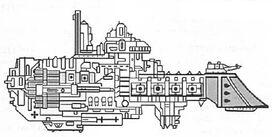 Flota Crucero Castigador arbites wikihammer