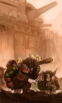 Orkos mundo orko fortificaciones