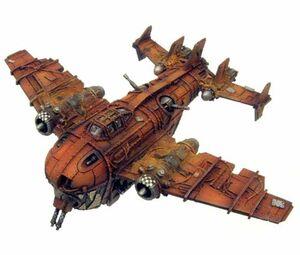 Bombardero Orko