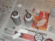 Titan Reaver 6 Lanzamisiles 2 Salidas de gases