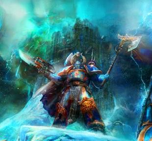 Caos legion alfa vykus Skayle