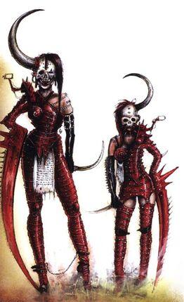Imperio cultos de la muerte asesinas