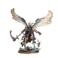 Mortarion Primarca Demonio Nurgle Guardia de la Muerte 8ª Edición miniatura